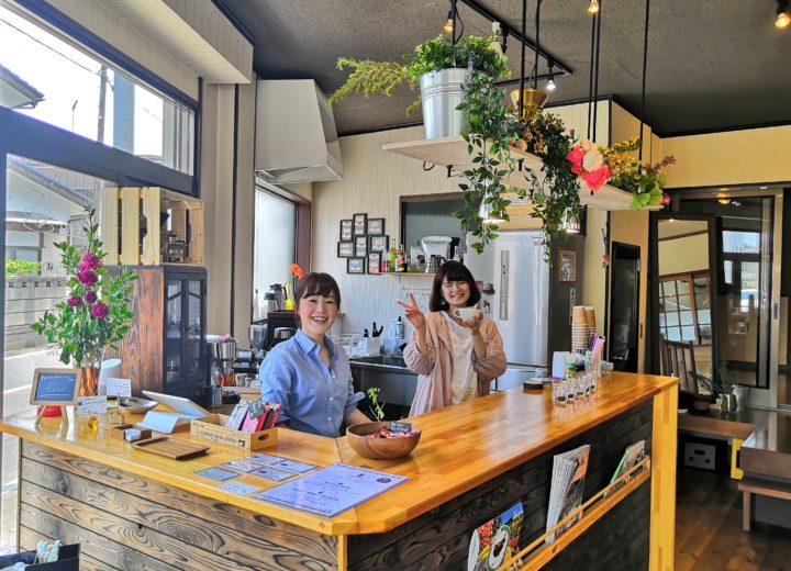 【体験プログラム】カフェで接客をしながら地域の人と交流する